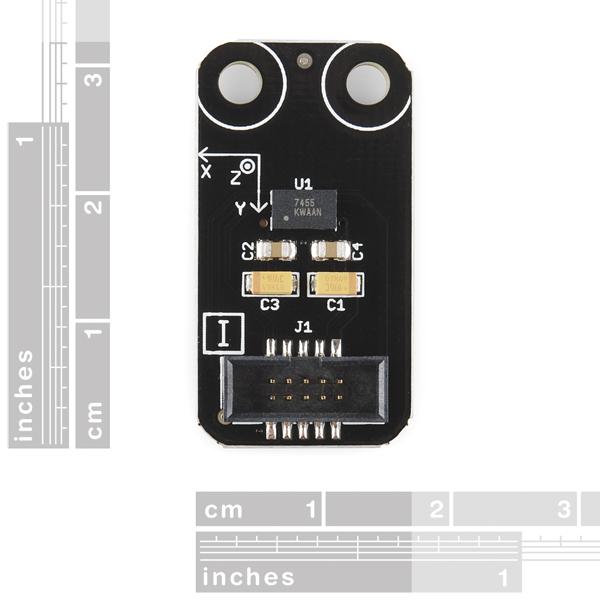 Gadgeteer - Accelerometer Module
