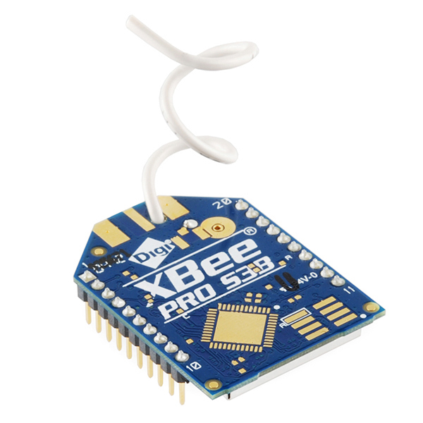XBee-Pro 900 XSC S3B Wire