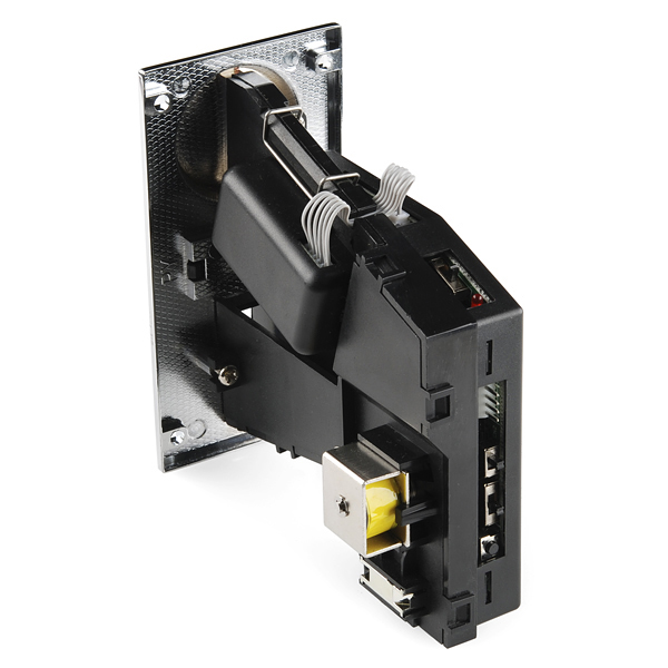 Coin Acceptor - Programmable (2 coin types)