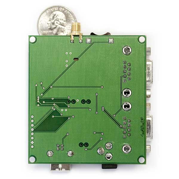 Ding/Dent GPS Eval Board - ET312