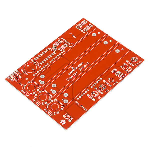 SparkFun Danger Shield