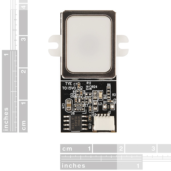 Fingerprint Scanner - 5V TTL