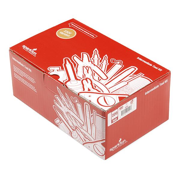 Tool Kit - Intermediate (EU edition, 230VAC)