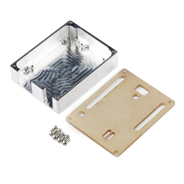 TuxCase - Arduino Enclosure