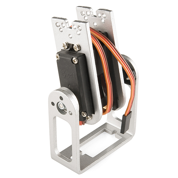 Robotic Claw Pan/Tilt Bracket - MKII
