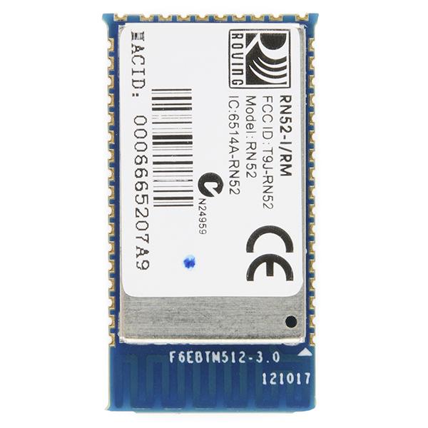 RN-52 - Bluetooth Audio Module