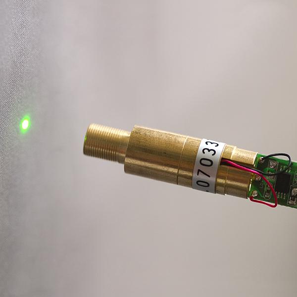 Laser Module - Green