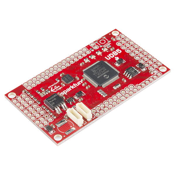 SparkFun UDB5 - PIC UAV Development Board