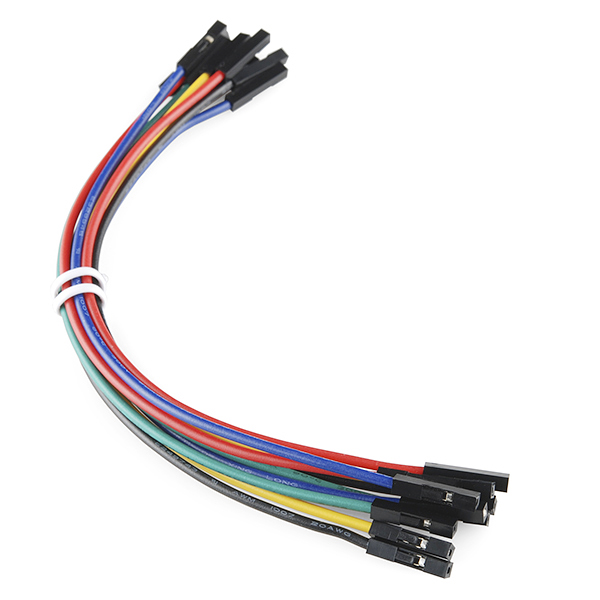 Jumper Wires Premium 6\