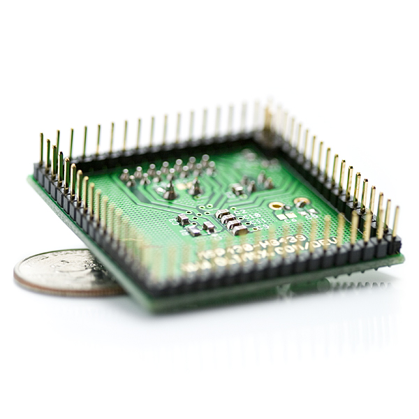Header Board for MSP430FG439
