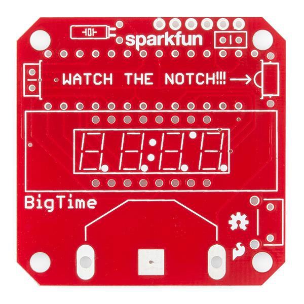 SparkFun BigTime Watch Kit