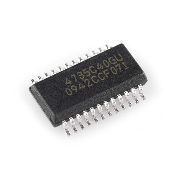 SI4735-D60-GU AM/FM Radio IC - COM-11737 - SparkFun Electronics