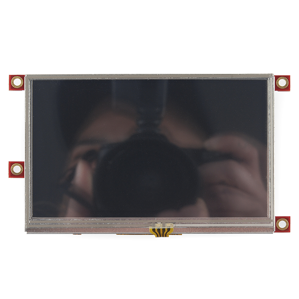 "Raspberry Pi Display Module - 4.3"" Touchscreen LCD"