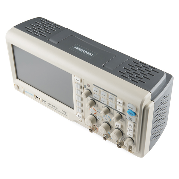 100MHz Digital Storage Oscilloscope - GA1102CAL