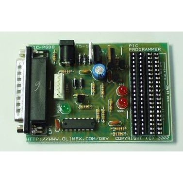 Parallel Programmer with ICSP