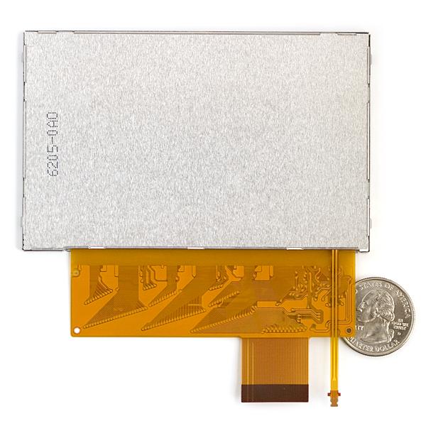 """Color 24-Bit LCD 4.3"""" PSP 480x272"""