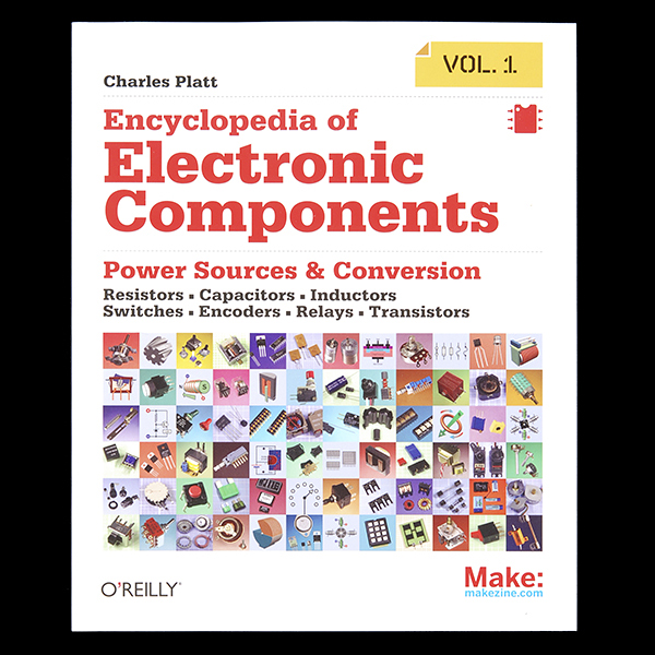 Encyclopedia of Electronic Components: Volume 1