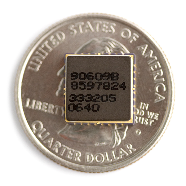 Single Axis MEMs Gyroscope - MLX90609-E2