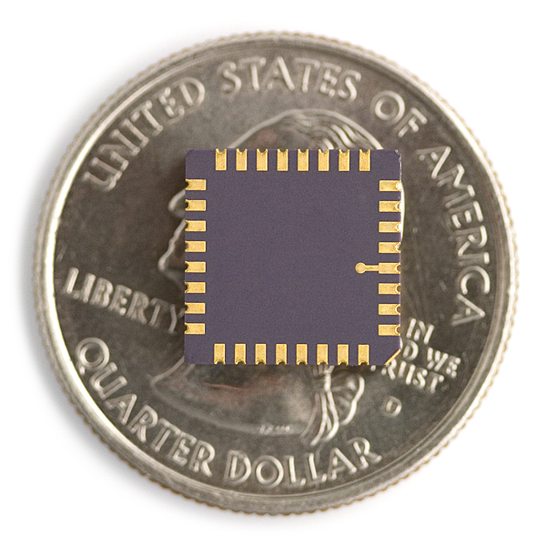 Single Axis MEMs Gyroscope - MLX90609-R2