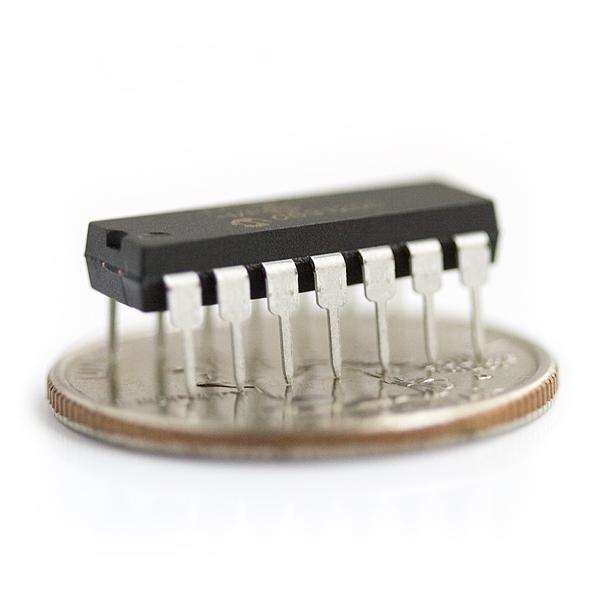PICAXE 14M Microcontroller (14 pin)