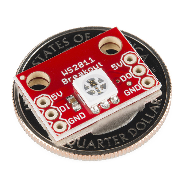 SparkFun RGB LED Breakout - WS2812