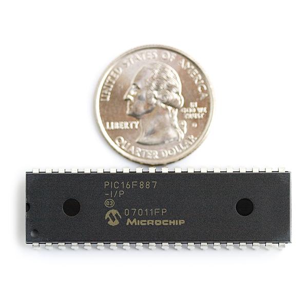 PICAXE 40X1 Microcontroller (40 pin)