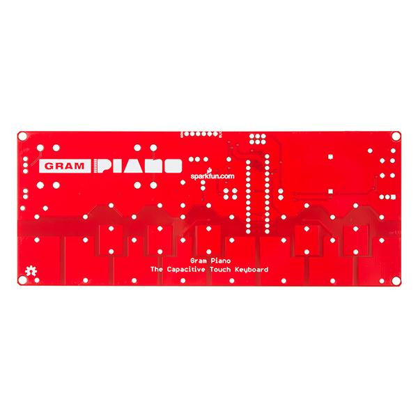 SparkFun Gram Piano Kit