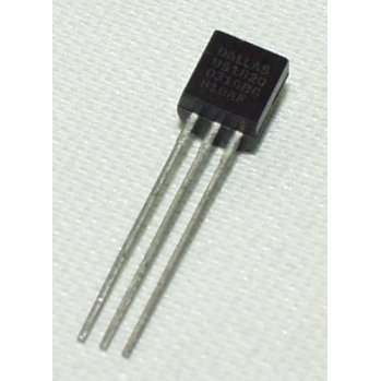 One Wire Digital Temperature Sensor Parasitic - DS18S20-PAR