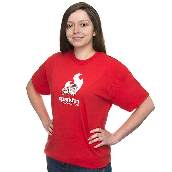 National Tour T-Shirt - XX-Large