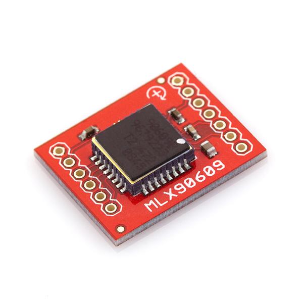 Gyro Breakout Board - MLX90609 - 300°/s