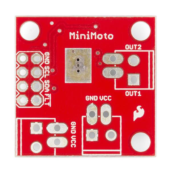 SparkFun MiniMoto Breakout - DRV8830