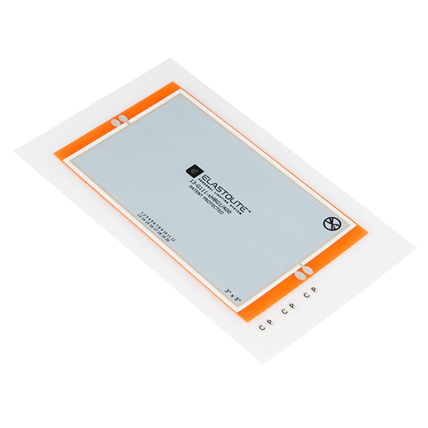 ELastoLite Panel - 5x3 inches - Orange