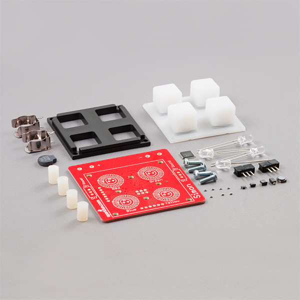 Simon - Surface Mount Soldering Kit
