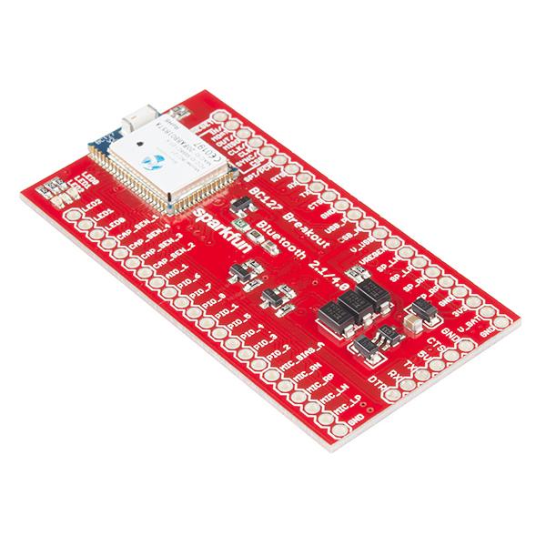 SparkFun Bluetooth Audio Breakout - BC127