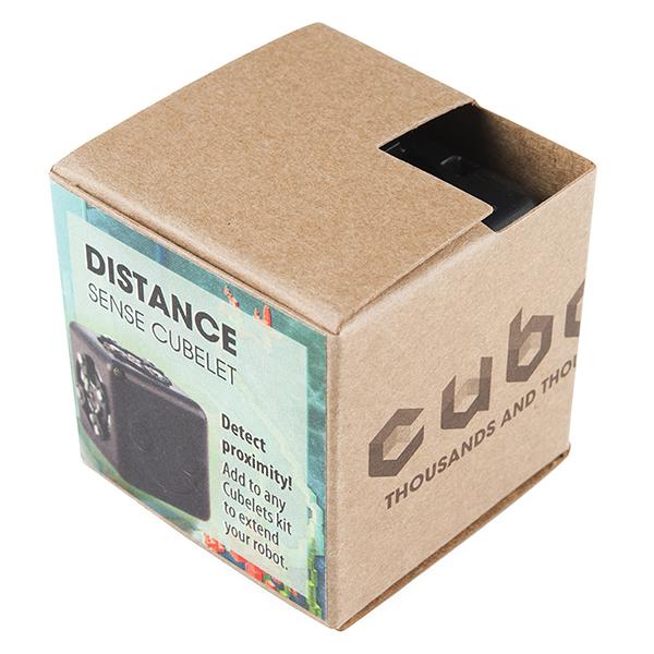 Cubelets - Distance Cubelet
