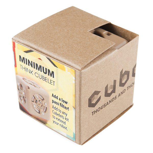 Cubelets - Minimum Cubelet