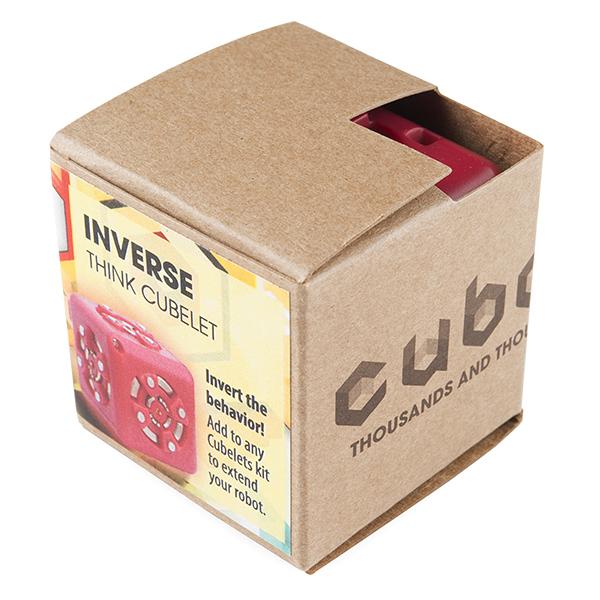 Cubelets - Inverse Cubelet