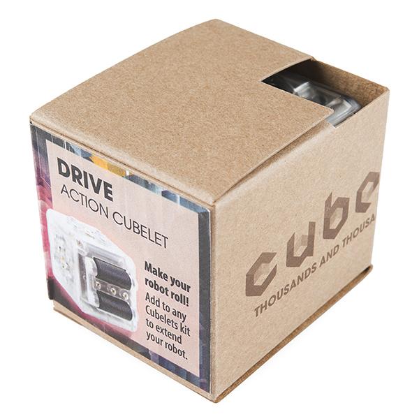 Cubelets - Drive Cubelet
