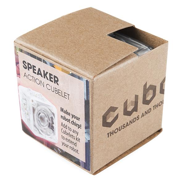 Cubelets - Speaker Cubelet