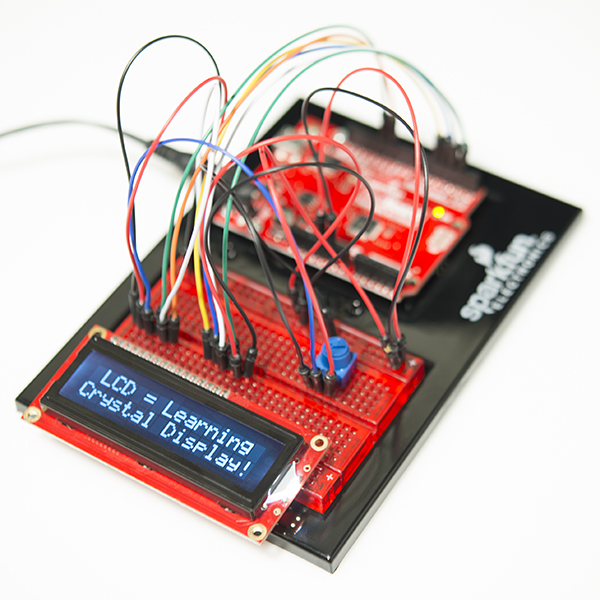SparkFun Inventor's Kit Lab Pack