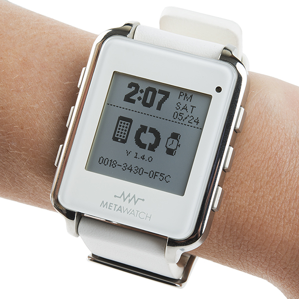 MetaWatch WDS112 - White
