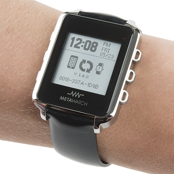 MetaWatch WDS112 - Black