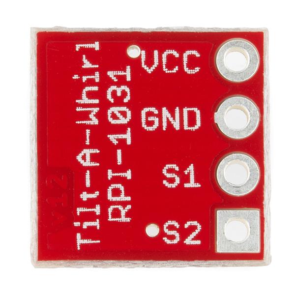 SparkFun Tilt-a-Whirl Breakout - RPI-1031