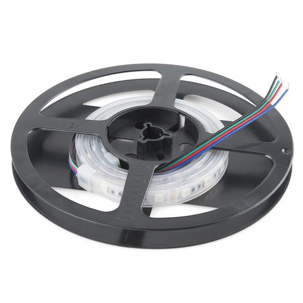 LED RGB Strip - Sealed (1m)