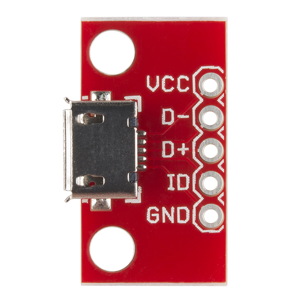 12035 02 sparkfun microb usb breakout bob 12035 sparkfun electronics Micro USB Wiring-Diagram at bayanpartner.co
