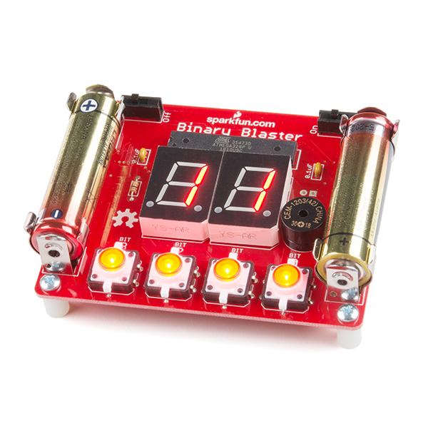 SparkFun Binary Blaster Kit