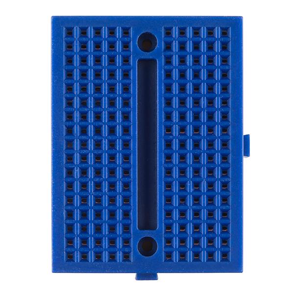 Breadboard - Mini Modular (Blue)