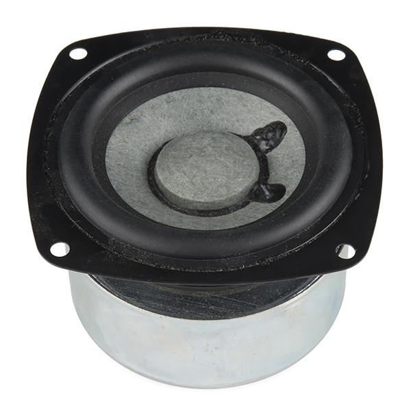 """Speaker - 2.5"""" Extended Range (15W, 8 ohm)"""