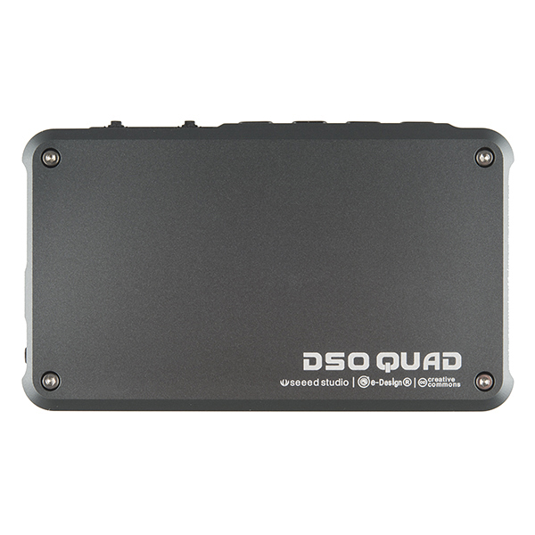 DSO Quad - Pocket Digital Oscilloscope (Silver)