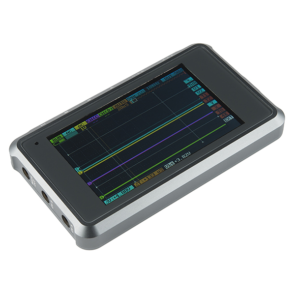 DSO Quad - Pocket Digital Oscilloscope (Silver)